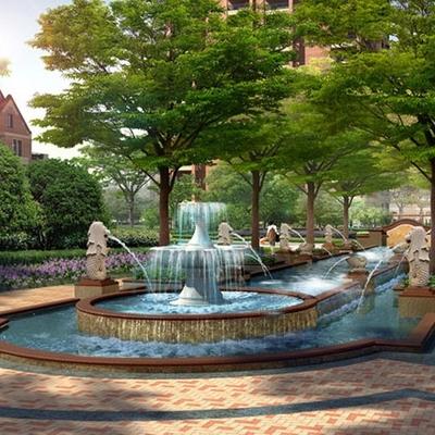 園林水景設計