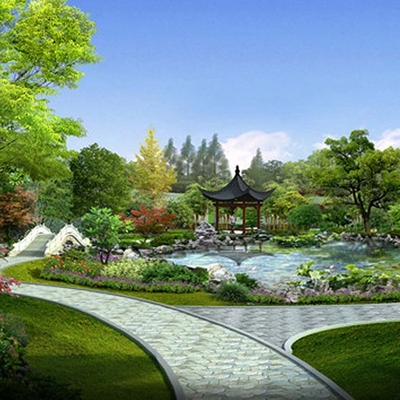 古典園林設計